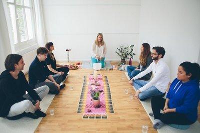 Christine Dohler Cacao Ritual Extraraum Hamburg